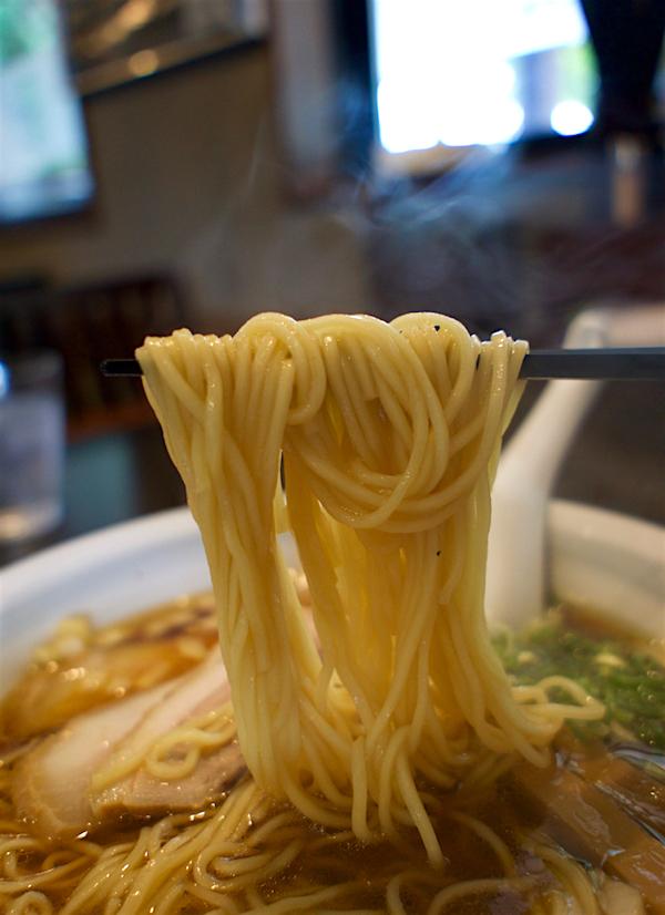 らーめん・つけ麺 吉田商店本店@小山市城東 麺