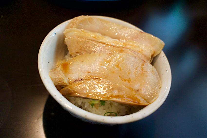 らーめん・つけ麺 吉田商店本店@小山市城東 Andy特製チャーシュー丼