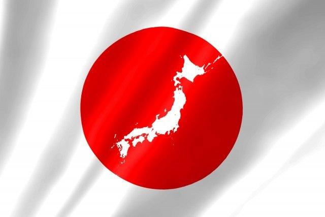 日の丸in日本