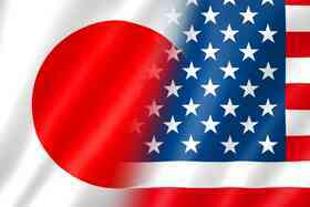 日本 アメリカ 国旗