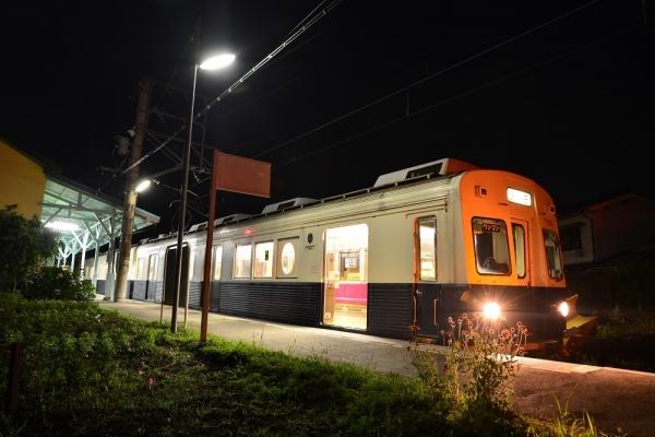 2017年7月7日 上田電鉄別所線 中塩田 7200系7255編成