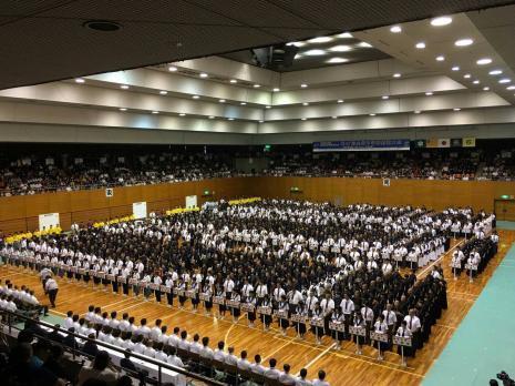 第47回全国中学生大会_開会式