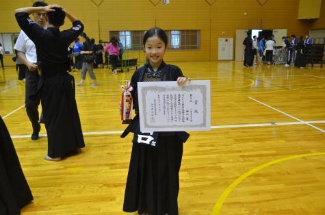第35回三重県道場対抗剣道大会 個人写真