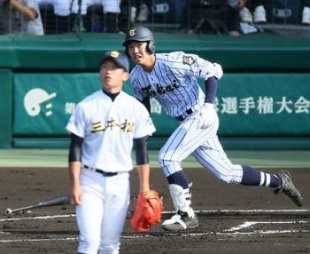 絵日記8・20高校準々決勝1