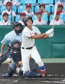 絵日記8・20高校準々決勝3