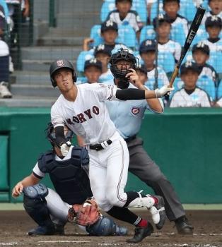 絵日記8・22高校準決勝1
