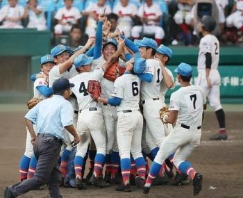 絵日記8・23高校決勝1