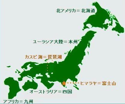 日本雛形(ひながた)理論