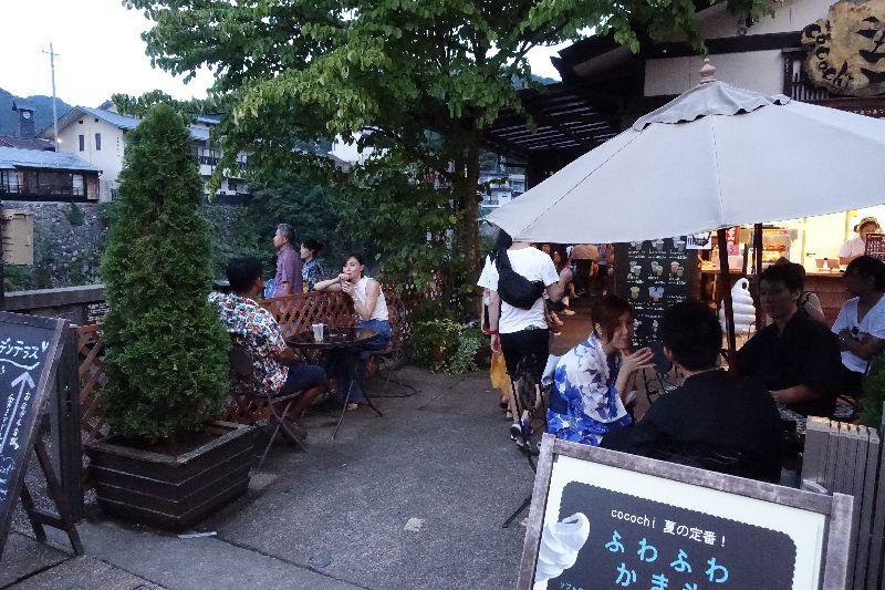 河畔のレストラン2