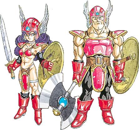 ドラゴンクエスト3 女戦士