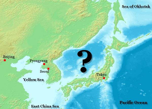 日本海 東海