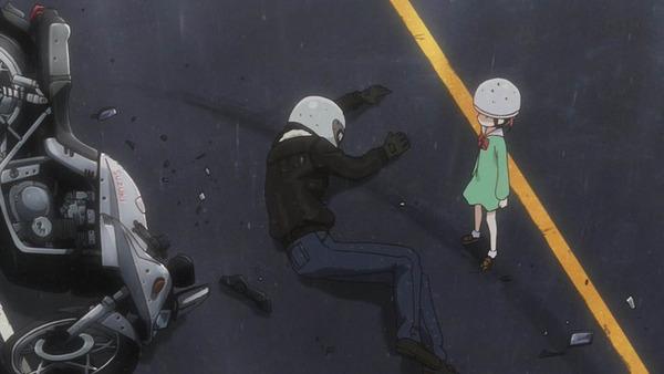 ばくおん バイク 事故
