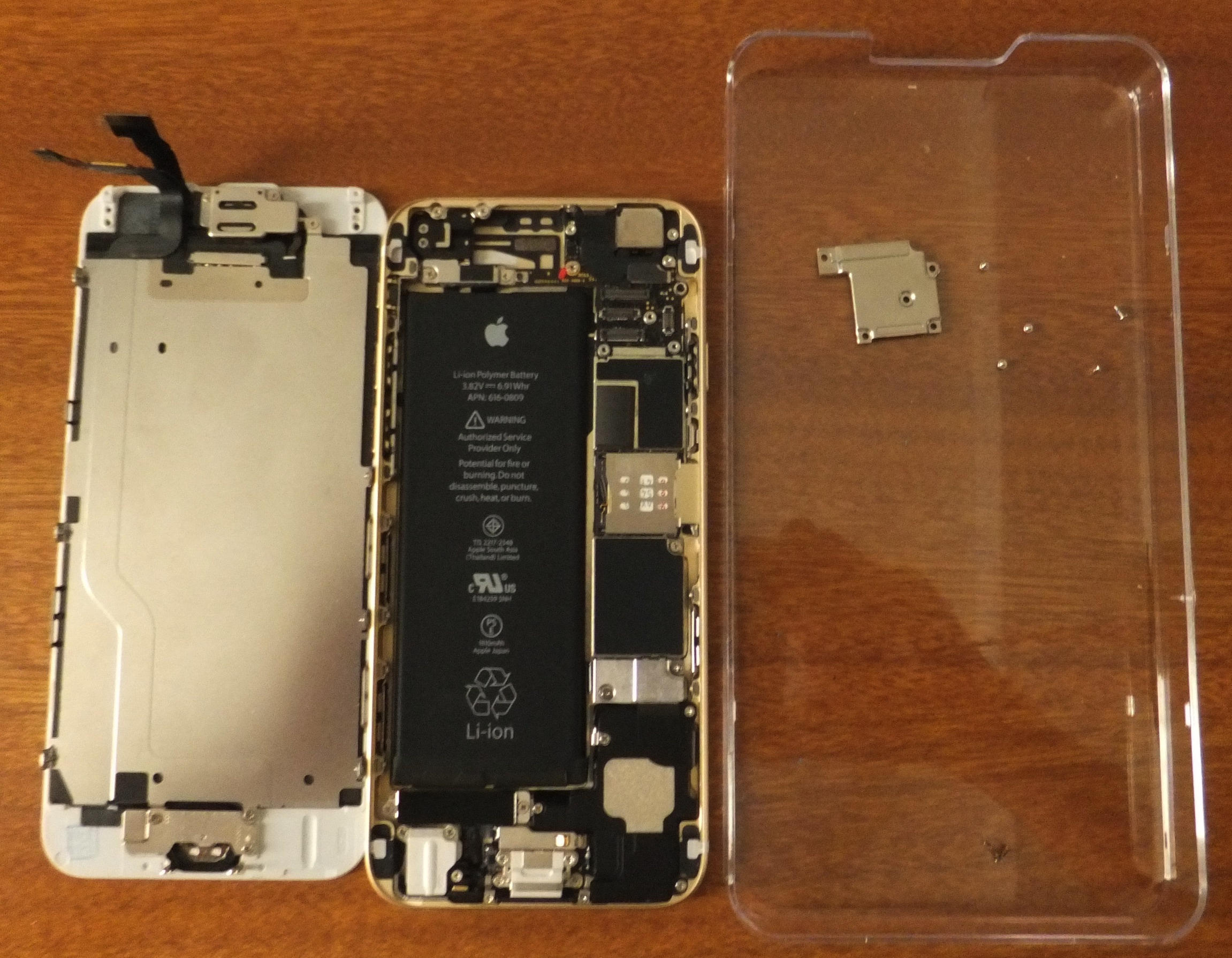 iPhonn6内部写真