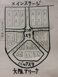 2017えびコン大阪会場縮小