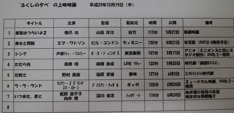 808 研修委員会 選考リスト