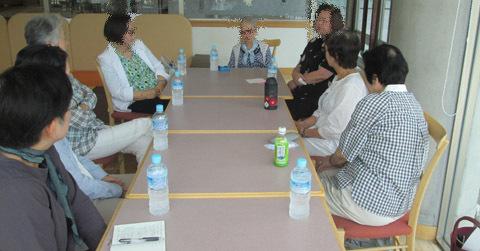 808 女性会議理事会