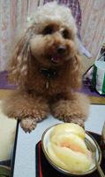 桃食べよう1
