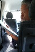 車中で勉強会