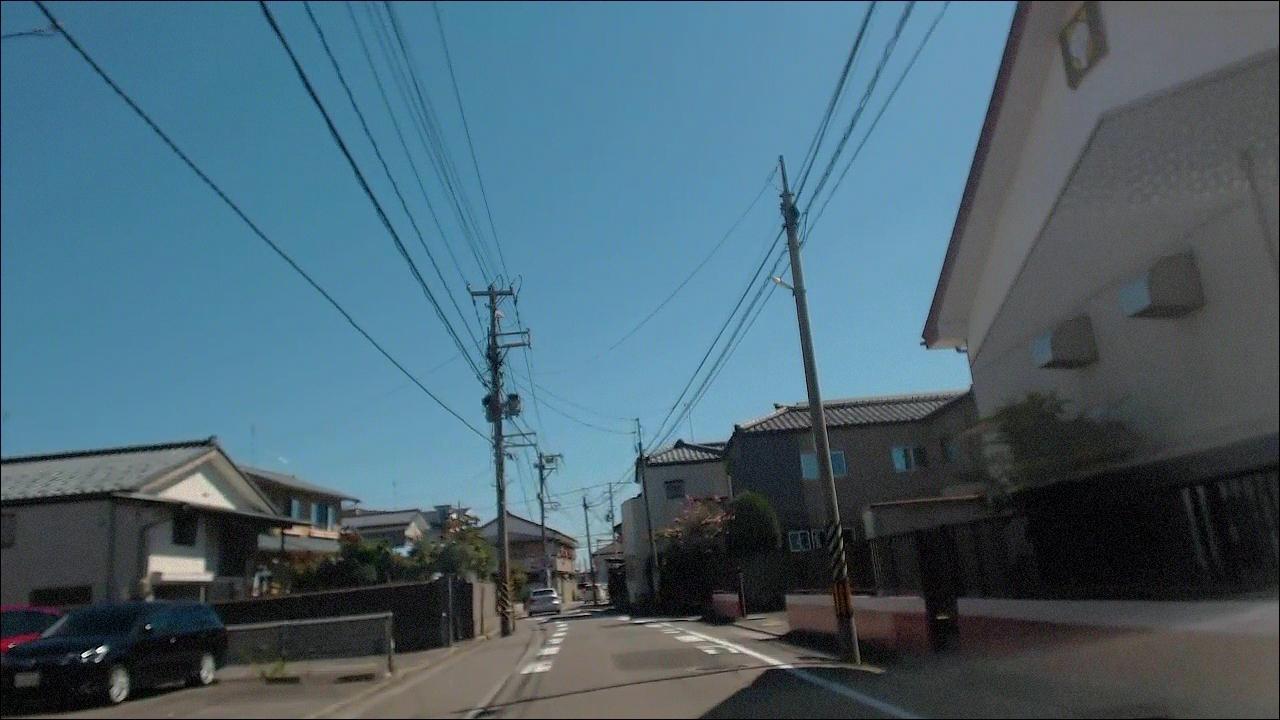 narrowroad in Japan