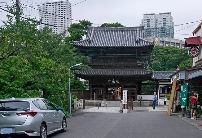 高輪 泉岳寺 22