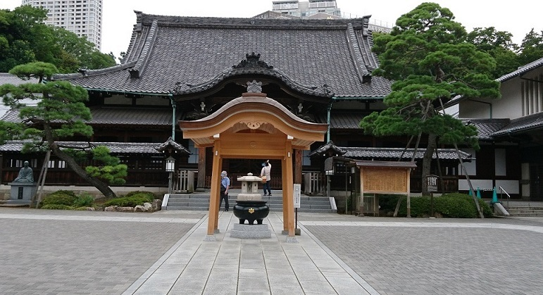 高輪 泉岳寺 2 22