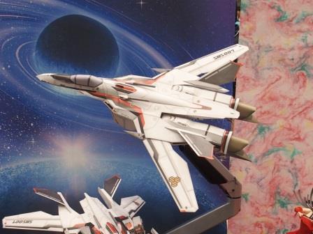 ペーパークラフトVF-1