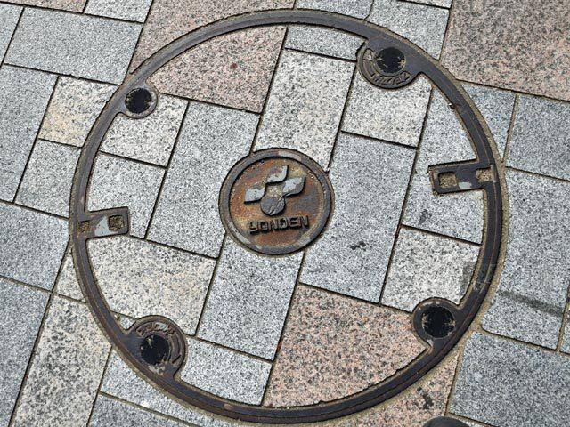 四国電力電気マンホール