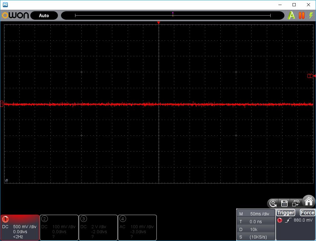 27MHz~2400MHzRFチェッカー波形2-4