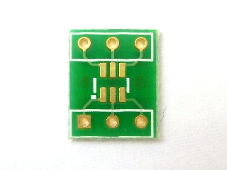 27MHz~2400MHzRFチェッカーピッチ変換基板