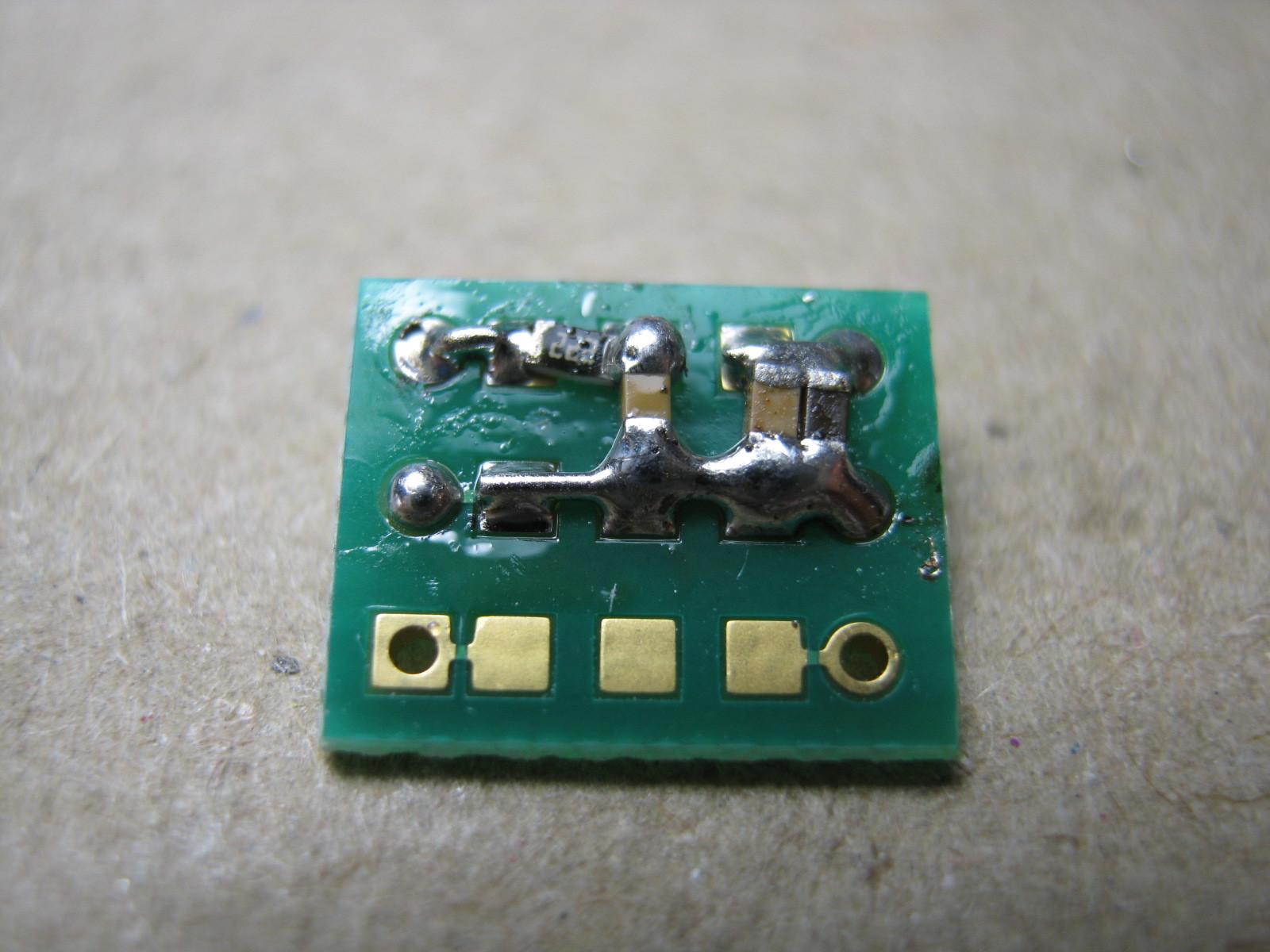 27MHz~2400MHzRFチェッカーピッチ変換基板9