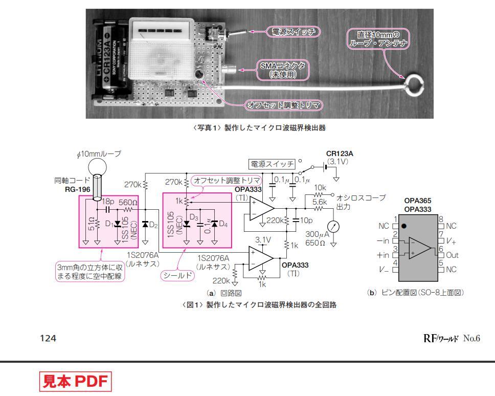 マイクロ波磁界検出器サンプルPDF2