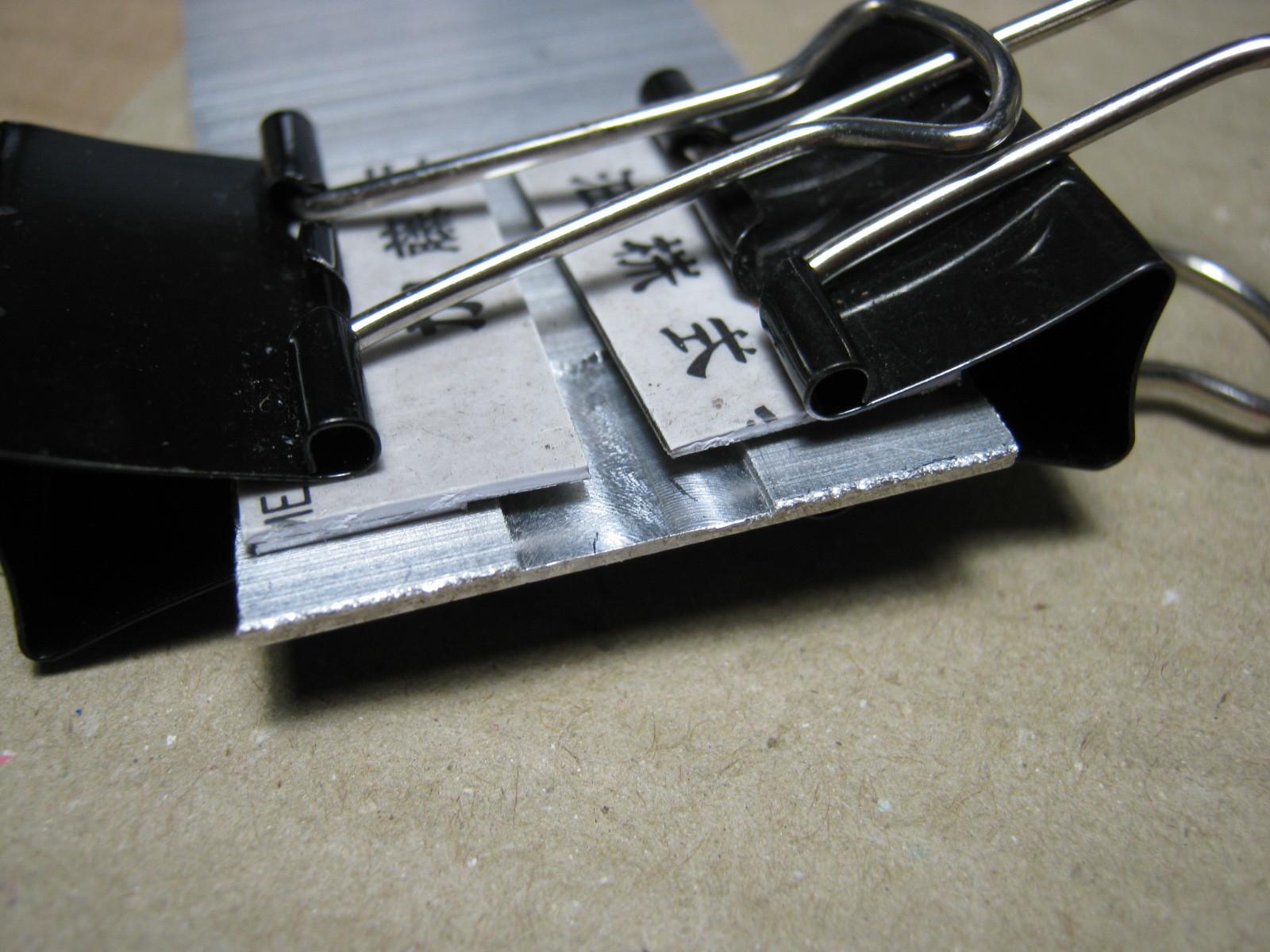 27MHz~2400MHzRFチェッカー(AD8314)実装7