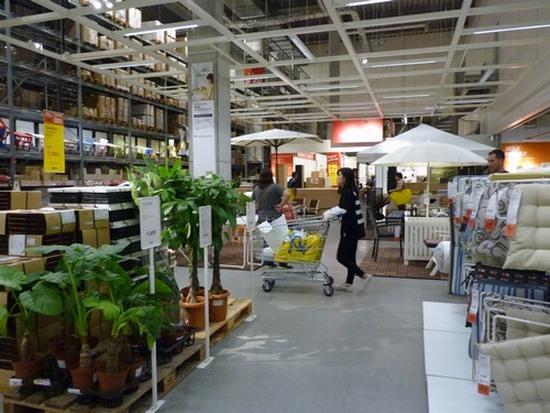 神戸IKEA店内②
