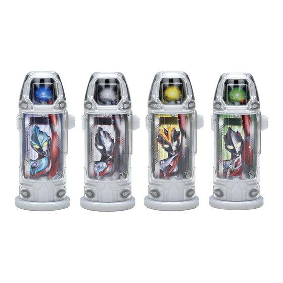 玩具:DXウルトラカプセル ニュージェネレーションヒーローズセット
