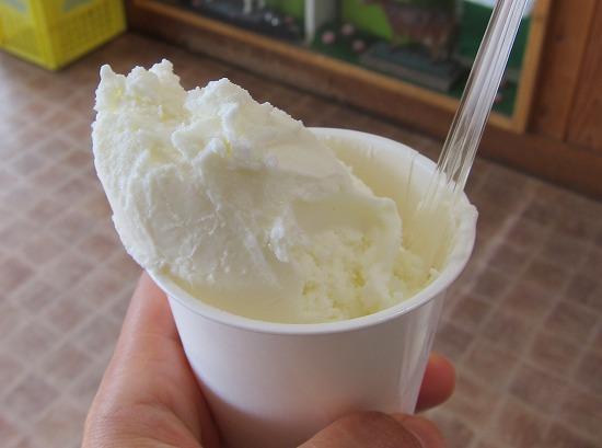 服部牧場ミルクアイス