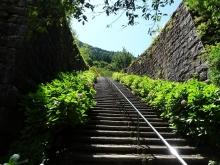別子銅山 インクライン