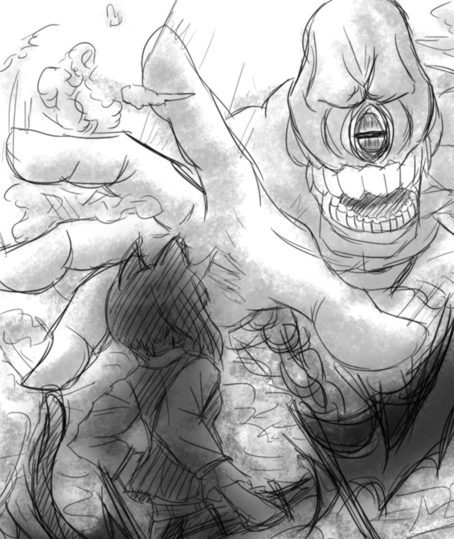 シウ悪魔戦