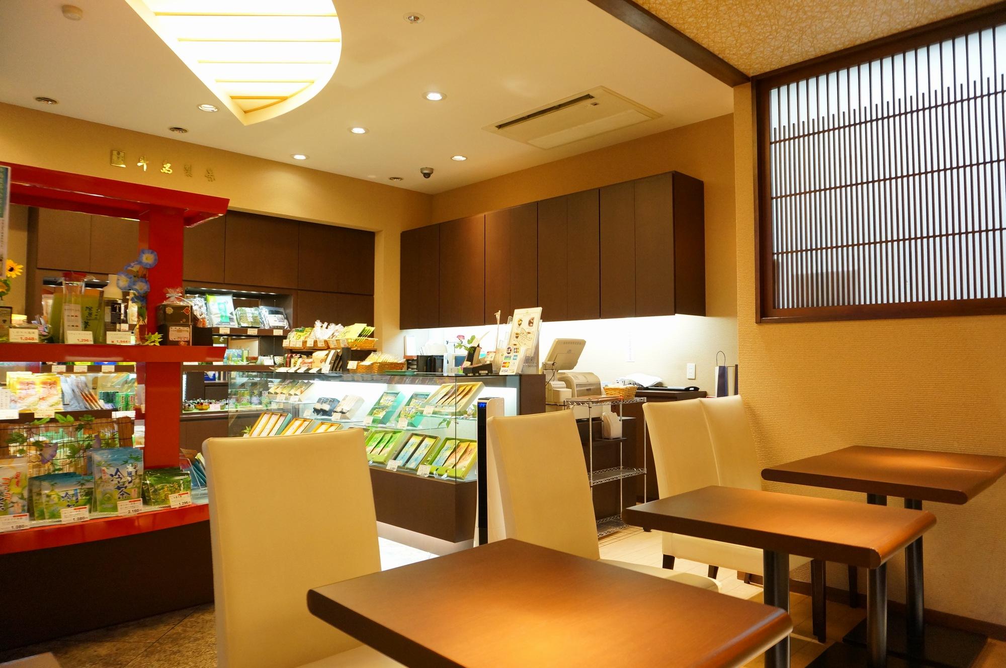 久留米カフェ
