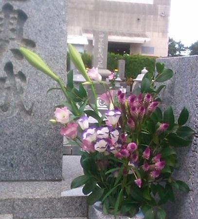 増し増しなお花