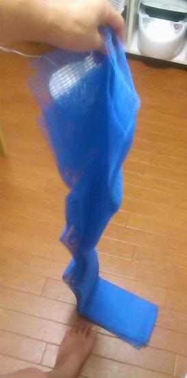 2メートルの健康タオル