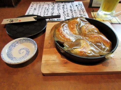 鉄なべ餃子 5個
