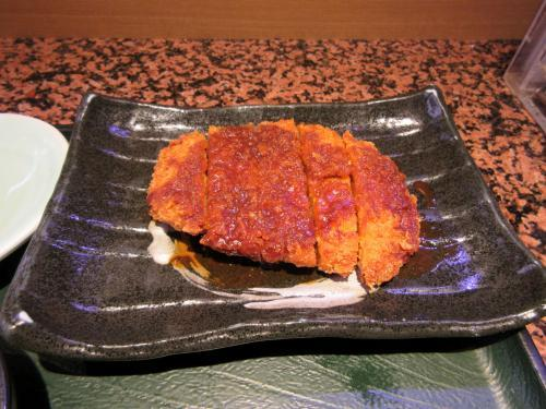 ロースカツ(味噌)
