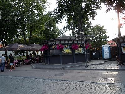 ヴィリニュス広場