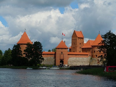 Trakai城1