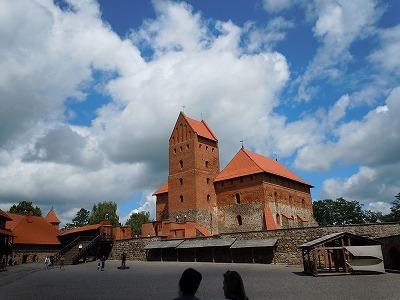 Trakai城2