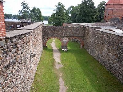 Trakai城3