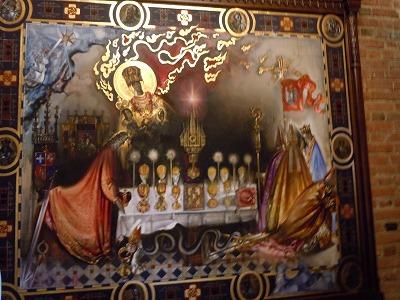 Trakai城絵