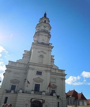 カウナス旧市庁舎