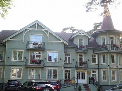 Jurmalaホテル
