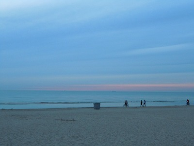 Jurmalaビーチ